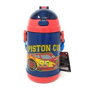 Disney Cars Plastic Sipper Bottle - 400 ml-0