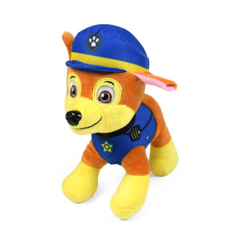Paw Patrol Soft Plush Toy for Baby - Brown/Blue-0