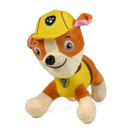 Paw Patrol Soft Plush Toy for Baby - Brown/Yellow-0