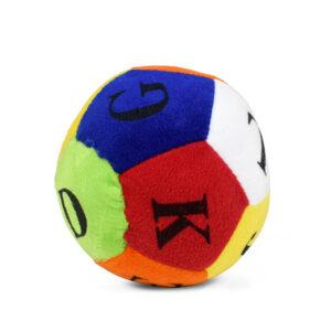 Numeric Soft Ball, Polygon Design - 36 cm-0