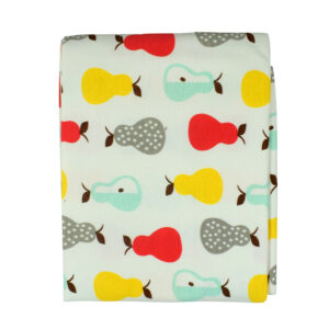 Hosiery Cotton Wrapping Sheet, Pear - Multicolor-0