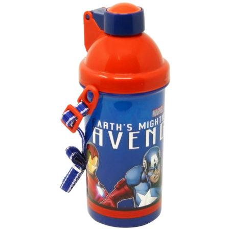 Marvel Avenger Kids Water Bottle - 400ml-0