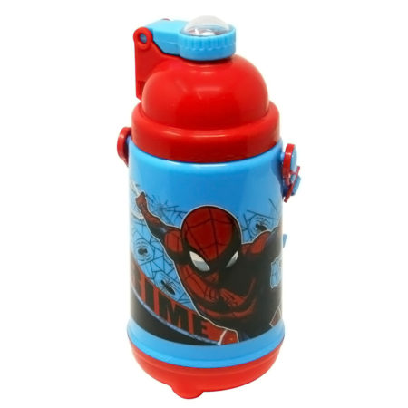 Marvel Spider-Man Water Bottle - 400ml-0