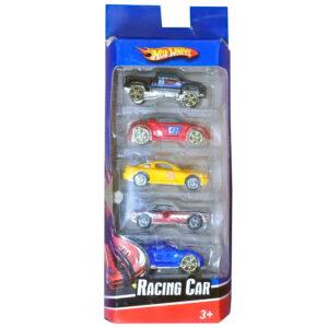 Hot Wheels 5 Car Pack (Multicolor)-0