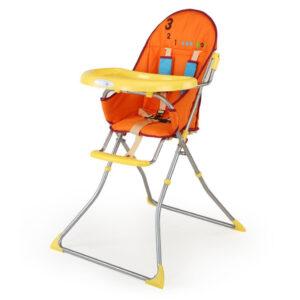 LuvLap Sunshine Baby Highchair (18114) - Yellow-0