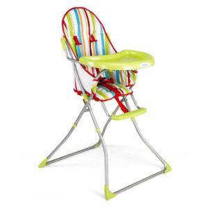 LuvLap Sunshine Baby Highchair (18113) - Green-0