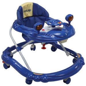 LuvLap Starshine Baby Walker - Blue-0