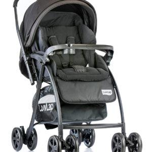 LuvLap Grand Baby Stroller (18315) - Black-0