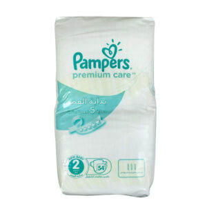 Pampers Premium Care Diaper No-2 (54pcs) Made in Spain-0