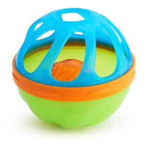 Munchkin Baby Bath Ball, Colors May Vary -0