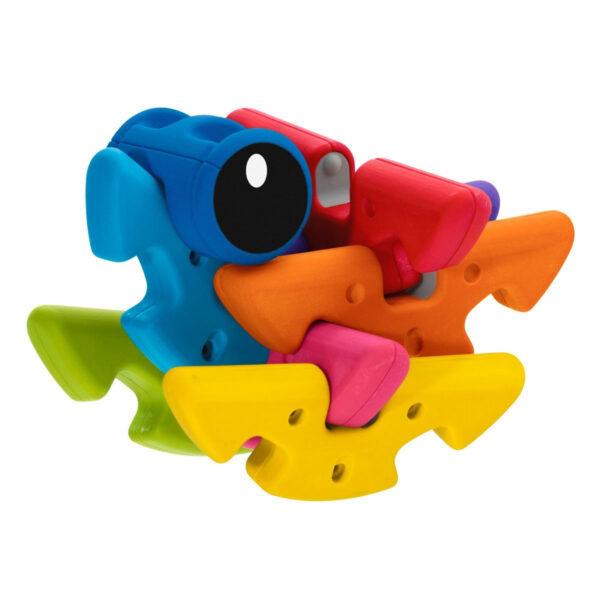 Chicco 2 in 1 Transform A Ball - Multicolor-31194