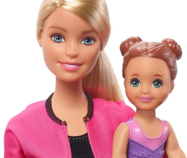 Barbie Gymnastics Coach Dolls and Playset-31128