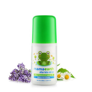 Mamaearth After Bite Roll On for Rashes & Mosquito Bites - 40ml-0