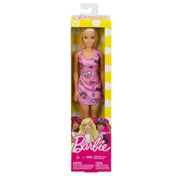 Barbie Skirt Doll (T7439) - Pink-31314