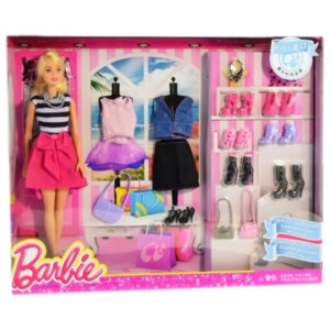 Barbie Fashions and Accessories DMX78-0