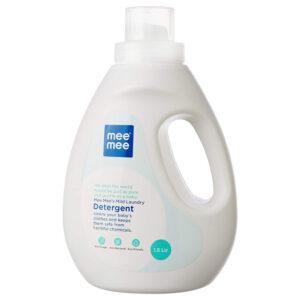 Mee Mee Mild Baby Liquid Laundry Detergent (1.5 Ltr)-0