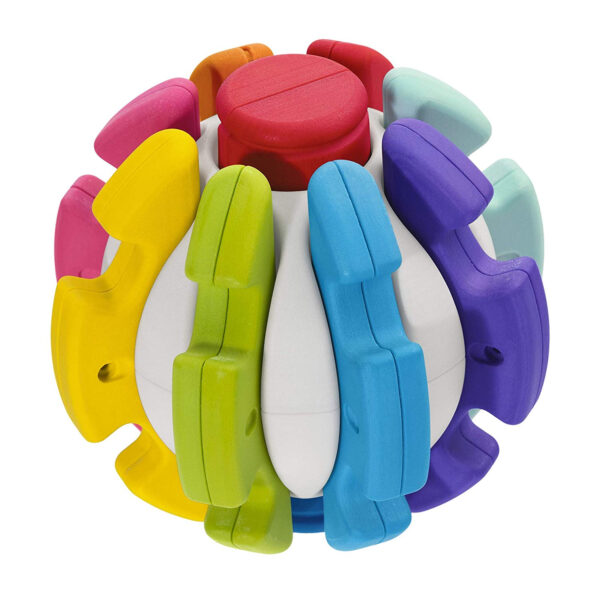 Chicco 2 in 1 Transform A Ball - Multicolor-0