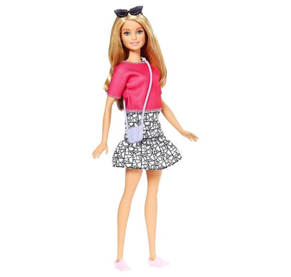 Barbie Fashion Doll Playset (FFF59)-31297