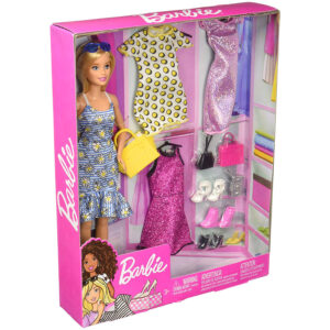 Barbie Doll & Fashions Accessories-0