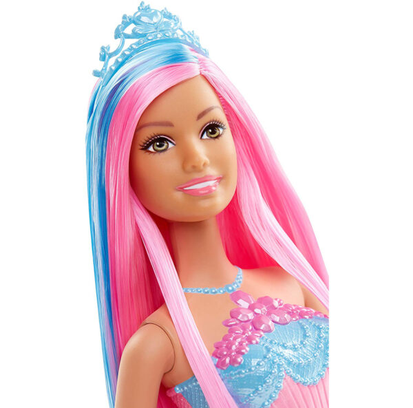 Barbie Endless Hair Kingdom Princess Dolls - DKB56 -31338