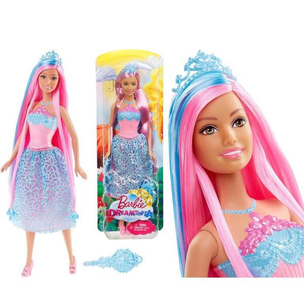 Barbie Endless Hair Kingdom Princess Dolls - DKB56 -31343