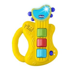 Chicco Baby Senses Baby Guitar - Multicolor-0