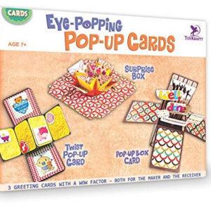 Toy Kraft - Eye-Popping Pop-Up Cards-0