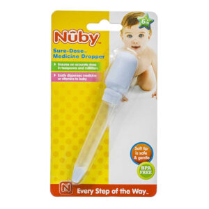 Nuby Sure Dose Medicine Dropper-0