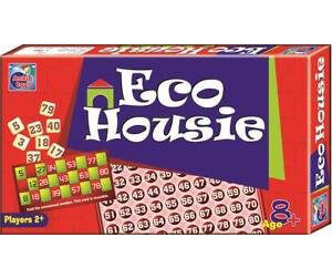 Eco Housie - Kids Playing Board Game-0