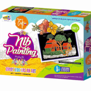 Play Craft Nib Painting Kit for Kids-0