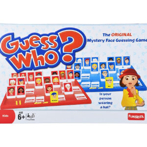 Funskool Guess Who - Mystery Game for Kids-0
