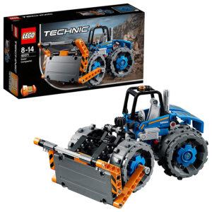 Lego Technic Dozer Compactor Bulldozer Building Blocks (42071) - 171 Pcs-0