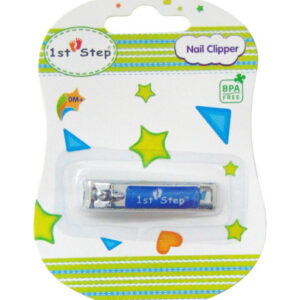 1st Step Baby Nail Clipper - Blue-0