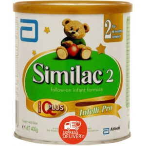 Similac 2 IQ Plus Intelli-Pro (6M+) - 400g (Best Before 12 nov, 2020)-0