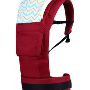 R For Rabbit 3 Way Carry Baby Carrier, Hug Me - Maroon-0