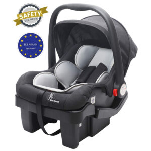 R for Rabbit Picaboo Grand - Infant Car Seat Cum Carry Cot with Base-0