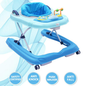 R for Rabbit Zig Zag Grand - The Anti Fall 3 in 1 Baby Walker Cum Push Walker-0