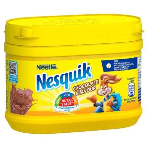 Nesquik Chocolate Flavour Milkshake Powder, 300 g-0