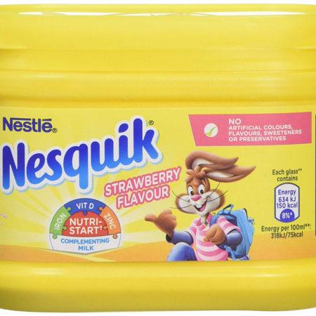 Nesquik Powder Strawberry, 300 g -0