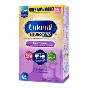 Enfamil Gentlease NeuroPro Baby Formula, 30.4 oz Powder Refill Box-0