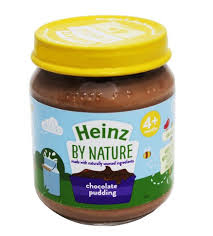 Heinz Chocolate Pudding, Pack of 6 - 120gm (November 2020 expiry)-33367