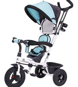 R for Rabbit Tiny Toes Sportz Tricycle - Blue-0