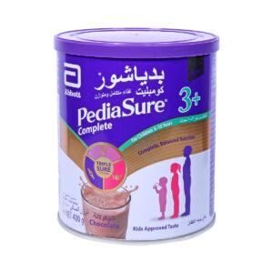 Pediasure Complete Chocolate Powder 3+ (3-10 Years) 400g-0