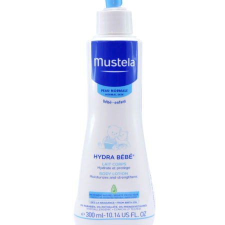 Mustela Hydra Bebe Body Lotion - 300 ml-0